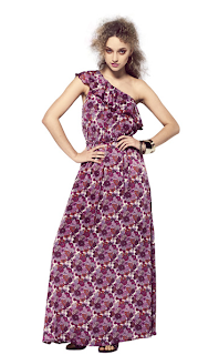 Target Liberty of London maxi dress