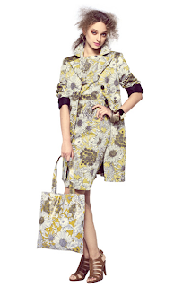 Target Liberty of London trench