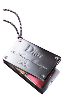 Dior Addicted to Gloss Luggage Tag