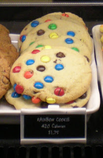 Starbucks cookie