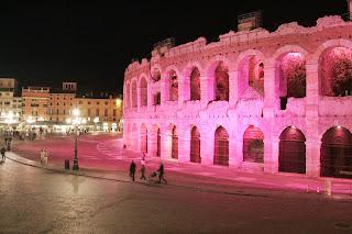 Arena Verona Pink