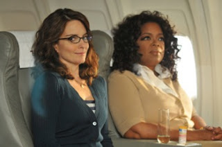 Tina Fey and Oprah on 30 Rock