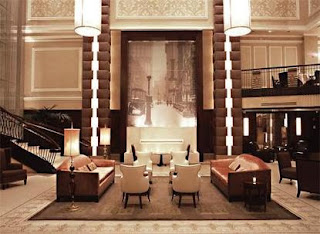 Carlton Hotel Lobby
