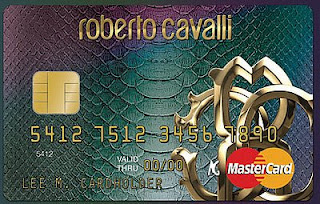 Roberto Cavalli Mastercard