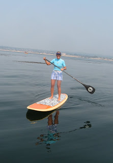 Paddle Boarding