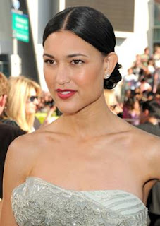 julia jones at Eclipse premier