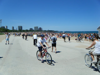 Chicago's North Avenue Beach