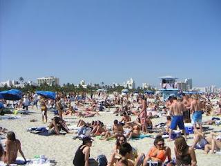 south beach bachelorette party