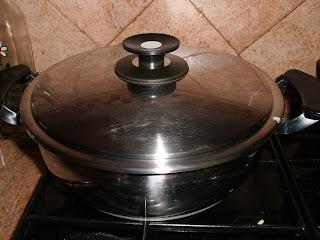 Baterias De Cocina Iber | Cocina Y Borda Con Maria Tarta De Pina En Olla