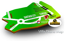 ROAD MAP TO VILLA DIANA