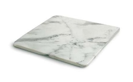 Square Marble Pastry Board