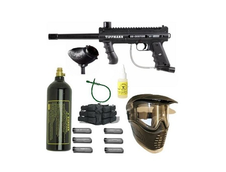 Paintball Kits - Tippmann Paintball Marker