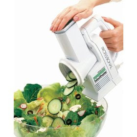 Professional salad shooter by Presto