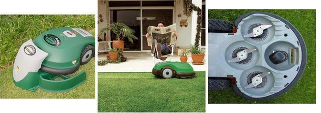 RL1000 Lawn RoboMower