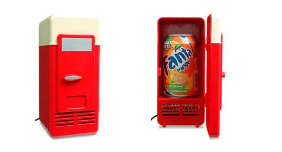 USB fridge photos