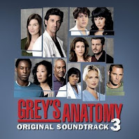 Trilha Sonora Serie Grey's Anatomy – Vol.3