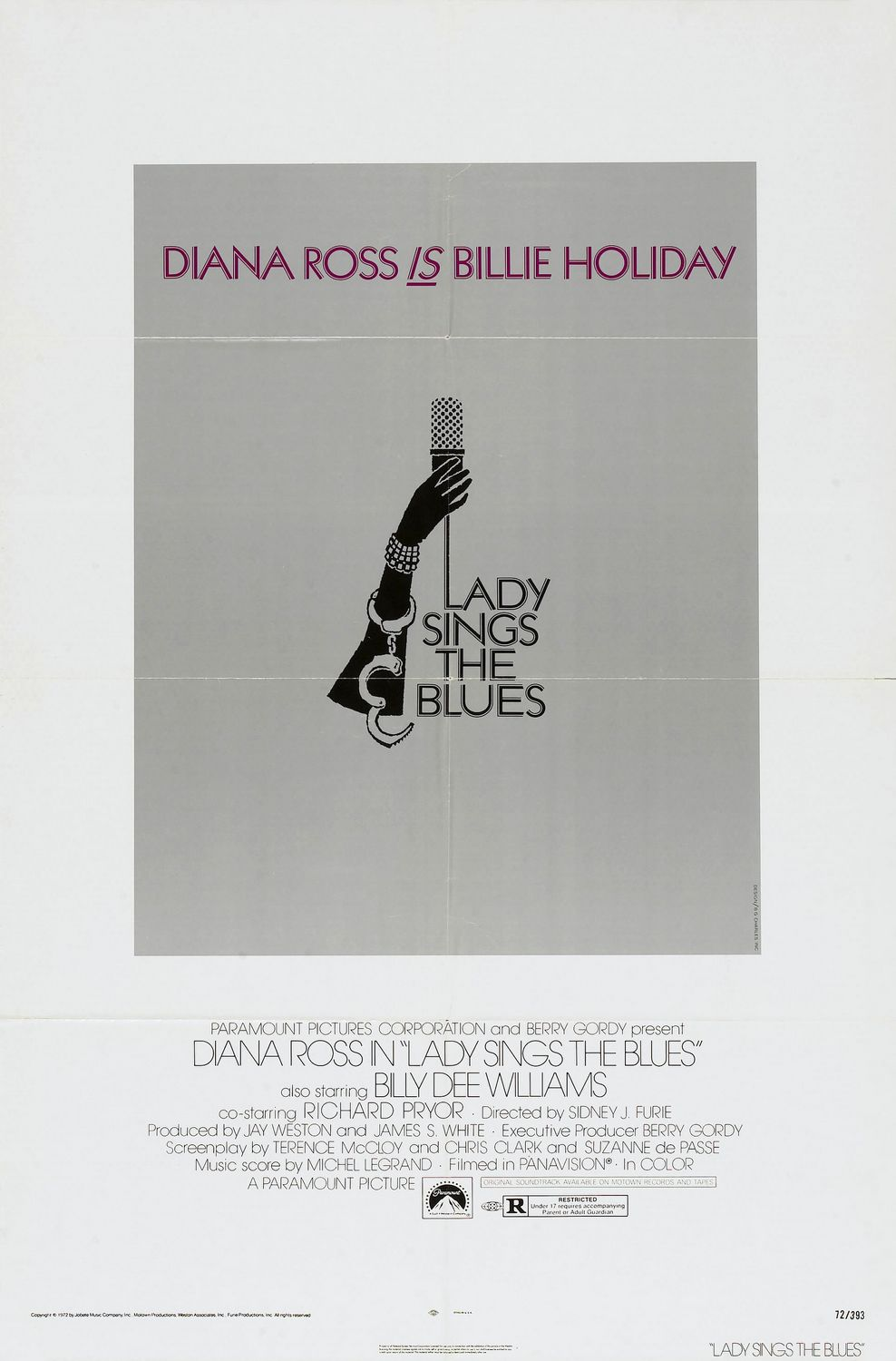 kiss my black ads: Classic Poster: Lady Sings the Blues