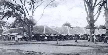 Perkampungan Pecinan tahun 1910