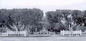 Alun-alun kidul tahun 1920