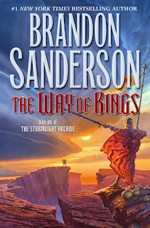 The Way of Kings, by Brandon Sanderson, Epic Fantasy at its finest