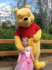 Pooh and our princess