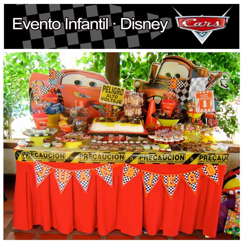 Decoracion Infantil De Cars ~ alldesignca blogspot comDisney CARS! ? Decoraci?n de