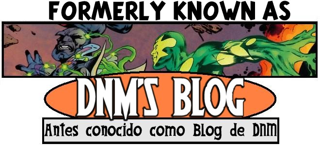 Formerly Known as DNM's Blog
