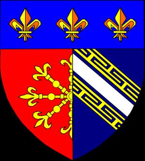 Le blason de la ville de chaumont for Piscine chaumont 52