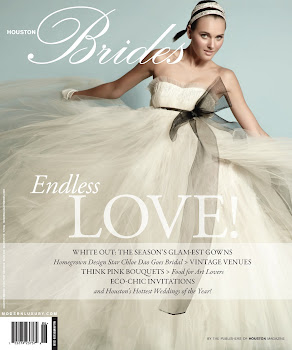 Houston Bride - Dream Wedding Feature