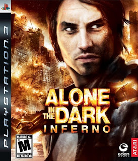 alone inferio ps3 cover Download Alone in the Dark Inferno   Ps3