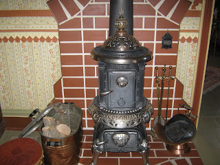 Indescribable Pioneer Homestead Six Wood Burning Stoves