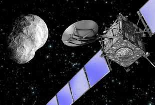 astreroide Rusia desviará un asteroide que se dirige a la Tierra