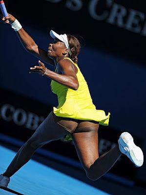 Venus+Williams Venus Williams no juega sin ropa interior