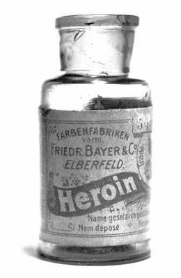 Antiguos medicamentos sorprendentes
