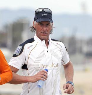 maratonman Correrá 365 maratones en un año