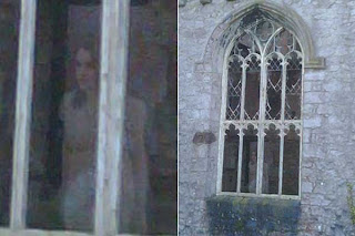 criada+castillo Las 10 mejores fotos de fantasmas
