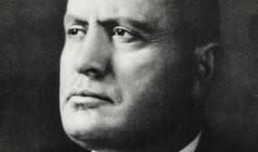 mussolini Subastan en eBay restos del cerebro de Mussolini