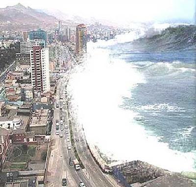 tsunami Los 10 mejores montajes fotográficos