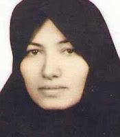 mohammadi Condenada a morir lapidada por adulterio
