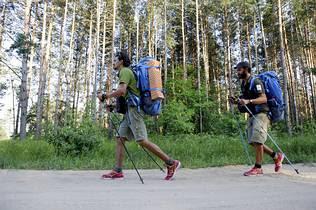 6m Camino de Santiago de 6.000 kilómetros