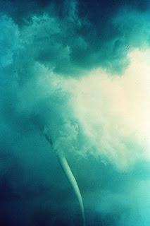 tornado El fenómeno de la lluvia de animales