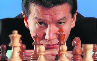 ajed El ajedrez lo trajeron los extraterrestres