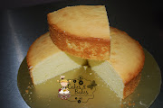 :: PLAIN CHEESE BUTTER CAKE ::