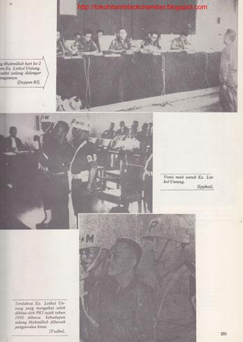 Lukisan Pemberontakan PKI di Indonesia, Dinas Sejarah TNI AD, 1979