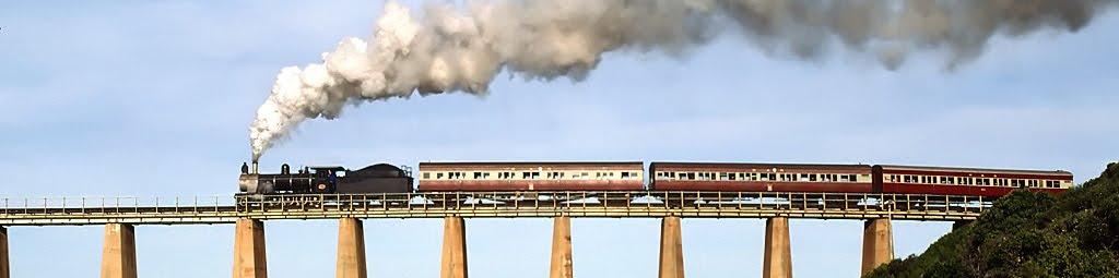 Maquete de Comboios