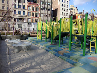 A fine blog union square playground opens to rave reviews love it awesome and fantastic were typical of the reviews from the few parents braving the arctic cold today at union square parks new 15000 sciox Image collections