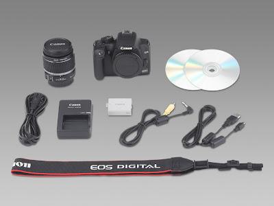 Canon EOS 1000D kit, Alnect Komputer