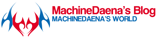 MachineDaena's Blog