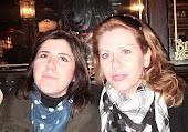 Ángela Rubio y Carmen Jiménez