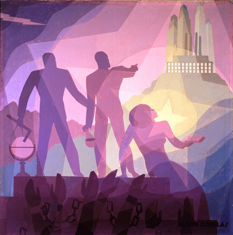 a biography of aaron douglas And that history, he argued, reached all the way to africa in aaron douglas ( 1900-1979), locke found one of the first artists to heed his call douglas  contributed.